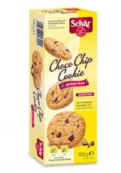 Sušienky Choco Chip Cookie 100g